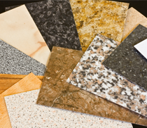 Granite Samples - Stone Fabrication